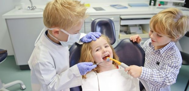 Jak przekonać dziecko do stomatologa?