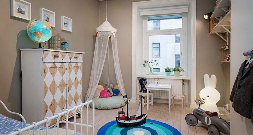 Dziecięcy pokój – cztery kąty jak z bajki