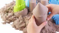 Dlaczego warto kupić dziecku piasek kinetyczny